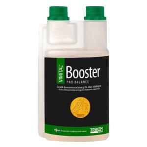 VIMITAL Booster är en kraftfull energibooster med MCT-olja som snabbt förser musklerna med koncentrerad energi.