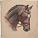 Kudde med hopp häst