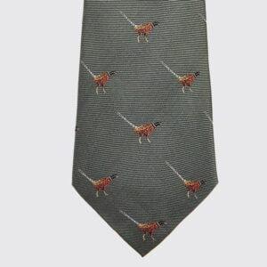 Dubarry silkes slips Madden 100% silke är vävt med ett upprepat fasanmotivKommer i en snygg presentkartong från Dubarry.