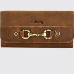Dubarry plånbok i läder med bett
