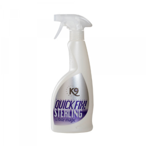 K9 Quick Fix! Sterling White Magic