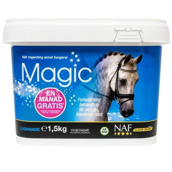 NAF Magic Pulver 1,5 kg Kampanj
