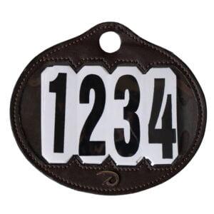 Nummerlapp från Dyón